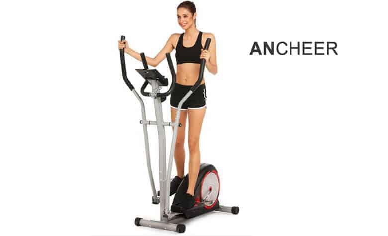 ANCHEER Elliptical Machine