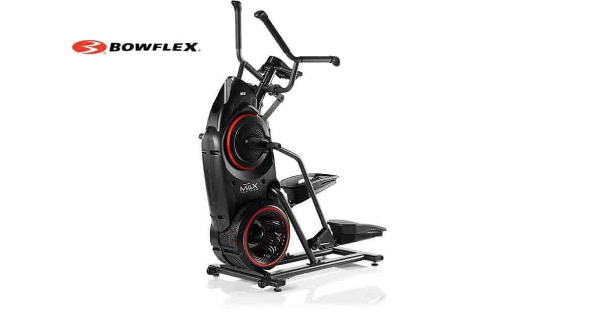 Bowflex Max M3 Elliptical trainer