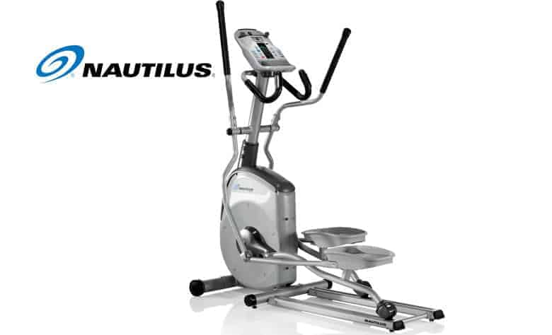 Nautilus E514c Elliptical Trainer