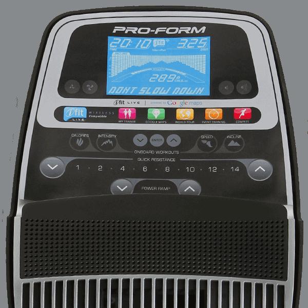 Review Of Proform 14.0 CE Elliptical Trainer