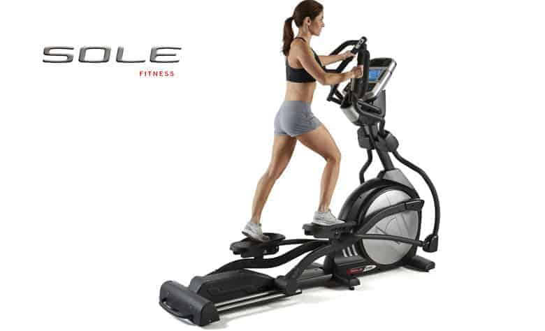 Sole Fitness E98 Elliptical Trainer