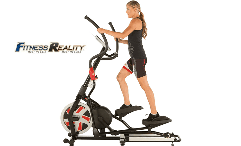 Fitness Reality 2366 X-Class 710 Smart Elliptical Trainer