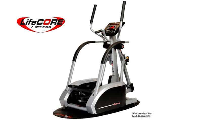 LifeCore CD400 Center Drive Elliptical Trainer