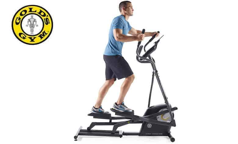 Gold's Gym Stride Trainer 450i