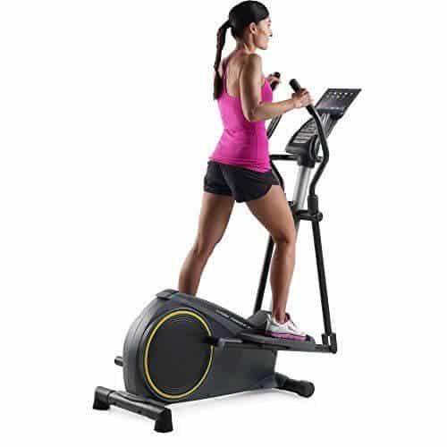 Gym Stride Trainer 350i Elliptical Machine