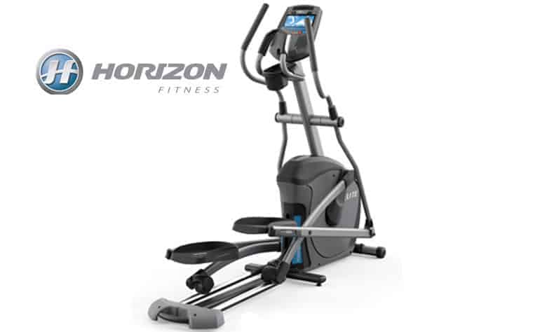 Horizon Fitness Elite 7 Elliptical Trainer
