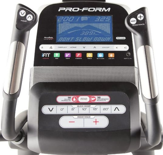 proform-1100-display