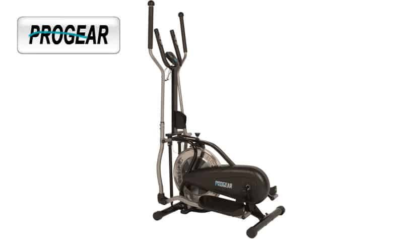 ProGear 500 LS Elliptical with Heart Pulse Sensors