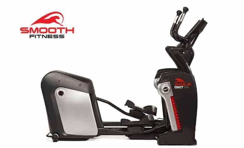 Smooth Agile DMT X2 Elliptical Trainer (2014)