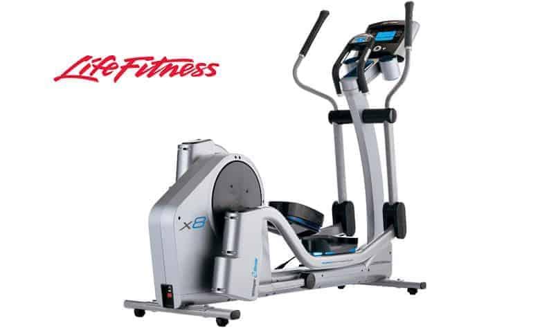 Life Fitness X8