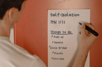7 Exercises To Do While In Self-Isolation